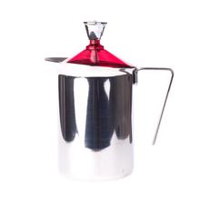G.A.T. Fantasia Cappuccino - Ręczny spieniacz do mleka 600ml - Czerwony