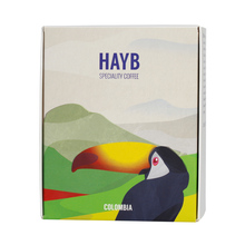 Royal Beans: HAYB - Kolumbia La Esperanza Geisha Honey