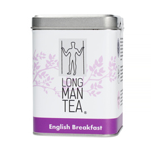 Long Man Tea - English Breakfast - Herbata sypana - Puszka 120g