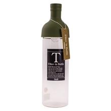 Hario butelka z filtrem Cold Brew Tea - oliwkowa zieleń (outlet)
