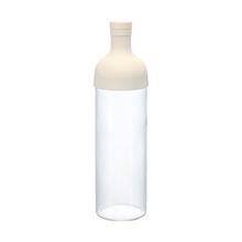 Hario butelka z filtrem Cold Brew Tea - biała