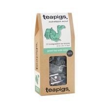 teapigs Green Tea with Mint 15 piramidek (outlet)