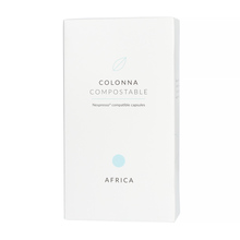 Colonna Coffee - Compostable Africa Short - 10 Kapsułek