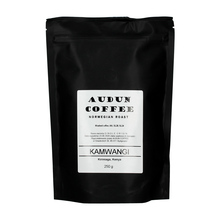 Audun Coffee Kenya Kirinyaga Kamwangi AA Washed FIL 250g, kawa ziarnista (outlet)