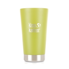 Klean Kanteen Insulated Tumbler Bamboo Leaf 473ml - Zielony