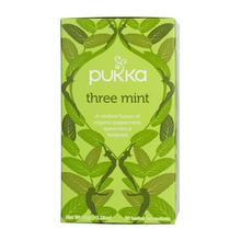 Pukka - Three Mint BIO - Herbata 20 saszetek
