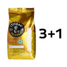3+1 Gratis: Lavazza Tierra Columbia - 100% Arabica 1kg