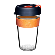 KeepCup Orginal Clear Shamrock 454ml
