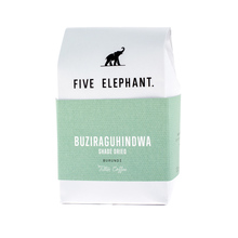 Five Elephant - Burundi Buziraguhindwa Shade Dried Filter