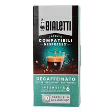 Bialetti - Nespresso Decaf - 10 Kapsułek