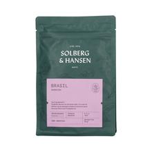 Solberg & Hansen - Brasil Fazenda Barreiro Bourbon