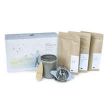 Paper & Tea - Zestaw - Starter Set Grey Tumbler