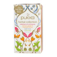 Pukka - Herbal Collection BIO - Herbata 20 saszetek