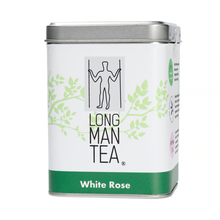 Long Man Tea - White Rose - Herbata sypana - Puszka 100g