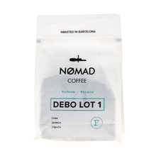 Nomad Coffee Ethiopia Debo Lot 1 Filter