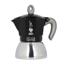 Bialetti kawiarka New Moka Induction 4tz czarna (outlet)
