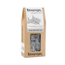 teapigs Silver Tips White 15 piramidek (outlet)