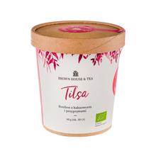 Brown House & Tea - Tilsa - Herbata sypana 60g