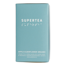 Teministeriet - Supertea Apple Elderflower Organic - Herbata 20 Torebek