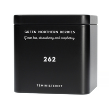 Teministeriet - 262 Green Northern Berries - Herbata Sypana 100g