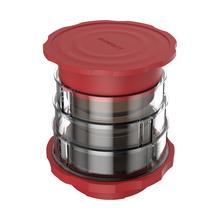 Cafflano Kompact Coffee Maker - Czerwony