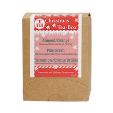 HERBATA MIESIĄCA: Mount Everest Tea - Christmas Tea-Box - Herbata 15 piramidek