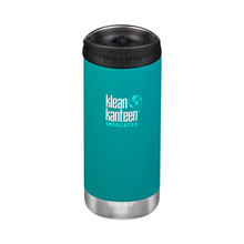 Klean Kanteen - Butelka termiczna TKWide Vacuum Insulated - Emerald Bay 355ml