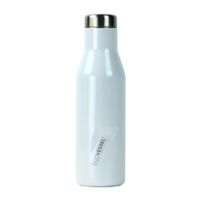 EcoVessel - Butelka termiczna Aspen - Biała 473 ml