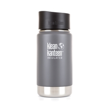 Klean Kanteen Wide Insulated Granite Peak 355ml - Grafitowy