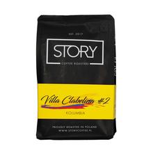 Story Coffee Kolumbia Antioquia Villa Clabelina Washed FIL 250g, kawa ziarnista (outlet)
