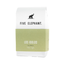 Five Elephant - Colombia Los Idolos Filter