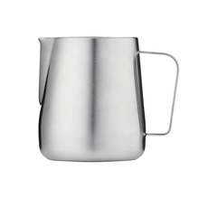 Barista & Co - Core Milk Jug Brushed Steel - Dzbanek do mleka 420 ml