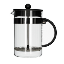 Bodum Bistro Nouveau French Press 12 cup - 1,5l Czarny