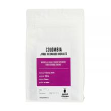 Good Coffee Kolumbia El Carrizo Narino Jorge Morales Washed FIL 250g, kawa ziarnista (outlet)