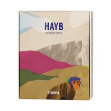 HAYB Etiopia Yirgacheffe Konga Natural FIL 250g, kawa ziarnista (outlet)