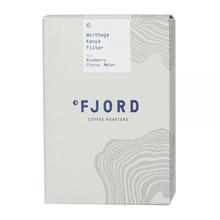 Fjord - Kenya Weithaga Filter