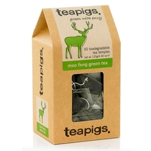 teapigs Mao Feng Green Tea 50 piramidek