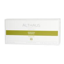 Althaus - Sencha Senpai Grand Pack - Herbata 20 dużych saszetek