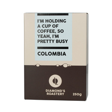 Diamonds Roastery - Colombia Teosoro Gigante