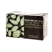 Vintage Teas Black Tea Earl Grey - 30 torebek (outlet)