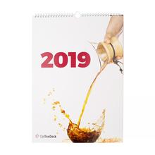 Kalendarz Coffeedesk 2019