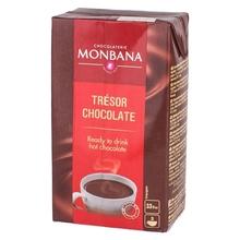 Monbana Tresor Ready-to-drink 1 L czekolada w płynie (outlet)