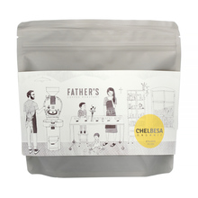 Father's Ethiopia Gedeo Chelbesa Dance Natural FIL 300g, kawa ziarnista (outlet)