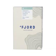 Fjord Honduras Marcala El Roble Washed FIL 250g, kawa ziarnista (outlet)
