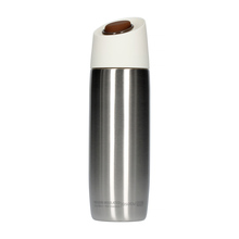Asobu 5th Avenue Coffee Tumbler Silver 390 ml (outlet)