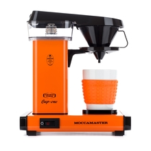 Moccamaster Cup-One Coffee Brewer Orange - Ekspres przelewowy (outlet)