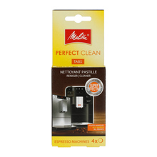 Melitta Perfect Clean Tabs - Tabletki czyszczące do ekspresów -  4 sztuki