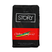 Story Coffee Etiopia Yirgacheffe ChelbesaDhilgee Washed FIL 250g, kawa ziarnista (outlet)