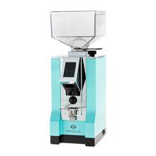 Eureka Mignon Specialita Tiffany Blue - Młynek automatyczny - Turkusowy