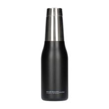 Asobu - Oasis Water Bottle Czarny - Butelka termiczna 600 ml